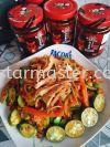 Hot Cripy Prawn chili 220GM 劲辣三倍虾米辣 220克 Canning Packaging Dried Sundries