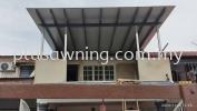 Alumbond Composite Panel @Jalan Berlian 15, Kajang, Selangor Aluminium Composite Panel