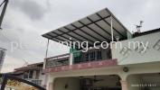 Replace Alumbond Composite Panel @Jalan Seri Aman 3, Taman Seri Aman, Cheras, Kuala Lumpur Aluminium Composite Panel