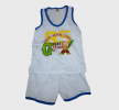 3 or 6 pcs / 3~9 months FREE SIZE SINGLET SLEEVELESS CHILDREN KID SET SHIRT CARTOON UNISEX BOY Men's T-Shirts Baby