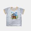 3 or 6 pcs / lot Children Kids T-Shirt Side hole Baju T-shirt Lobang Budak T-Shirts & Shirts Baby