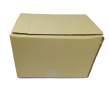 FULL OVERLAP SLOTTED (FOL) CORRUGATED BOX