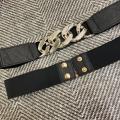 BR001 Rubber Buckle Belt