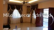 Kuatan Chini Timur Home Curtain Curtain