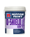 NIPPON EXTERIOR PAINT Q SHIELD 5 LITER - BGG1594P COOL WAVE NIPPON EXTERIOR WALL PAINT / CAT DINDING LUAR - Q-SHIELD NIPPON PAINT PAINTS & CHEMICAL