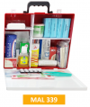 First Aid Kit - ABS Plastic Range Hard-Case Standard Content First Aid Kit