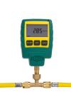 REF-VAC REFCO Digital Vacuum Gauge Vacuum Gauge / Micron Gauge