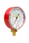 M2-500-DS-CLIM REFCO High Side Gauge (R22/407C/410A) Pressure Gauge