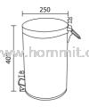 Stainless Steel Duster Bin Kitchenware