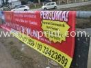 hang banner jualan rumah banner Printing