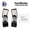 Food Blender With Enclosure Box (Manual Model / Digital Model) Blender Kitchen Appliances