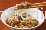 XK840 Ochibisan Natto Bean (3pcs) (HALAL) Frozen Products