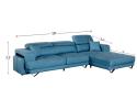 HY-2 664-L+4SL L Shape Sofa Sofa Series Living Room Series