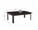 HY CO3902 Coffee Tables & Console Table Living Room Series