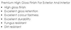 Smart High Gloss Smart Paint Paint