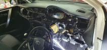 changing toyota altis cooling coil Car Aircond Service