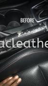 MAZDA CX-5 HAND BRAKE REPLACE NAPPA LEATHER Car Interior Design