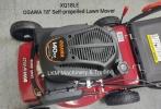 "Ogawa 18"" Self-propelled Lawn Mower XQ18LE Lawn Mower / Lawn Tractor"