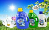 4500ml Color Protect Detergent (Green) Cleaning Product Home Care