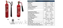 CO2 Fire Extingusher Fire Extingusher / 灭火器 Fire Fighting Tools
