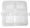 Lunch Box(144pcs) Mix Colour Plastic HouseHold WholeSales Price / Ctns