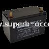 FFD110-12 Dual Purpose AGM Battery Recreational Vehicles Application Fullriver AGM Battery
