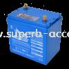 DC224-6 Deep-Cycle AGM Battery Aerial Work Platform Application Fullriver AGM Battery