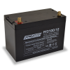FFD100-12 Dual Purpose AGM Battery Commercial Trucking Application Fullriver AGM Battery