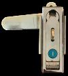 Push Lock with Pad Lock Holder RACK ACCESSORIES