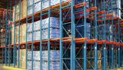 DRIVE IN PALLET RACKING SYSTEM RACKING SOLUTION