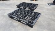 RECONDITIONED PLASTIC PALLET WAREHOUSE HANDLING MATERIALS SOLUTION