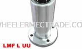 Kawada LM Guide (Round Flange) Linear Bearing Kawada Linear Bearing Linear Motion