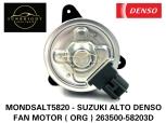 MONDSALT5820 - SUZUKI ALTO DENSO FAN MOTOR ( ORG ) 263500-58203D