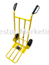 MYSTAR - 2 WHEEL HAND TROLLEY #900BA P SHAPE HAND TRUCK MATERIAL HANDLING EQUIPMENT (MHE)
