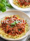 Beef Bolognese 500G Ready Food