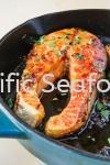 Frozen Salmon Steak 200-250G Fish Steak Fish Seafood