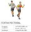 PECTORAL FE9704    EXOFORM Strength Machine Commercial GYM