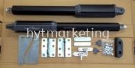 DNor212 Swing Arm Autogate  Auto Gate System