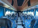 44 Seater Bas Pekerja/Bas Kilang Bas Kilang / Bas Pekerja Sewa