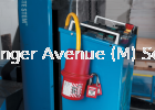 Rotating Electrical Plug Lockouts Lockout Devices & Covers Lockout Tagout (LOTO)