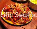Cooked Crayfish (Garlic) 700gm/pkt lobster Ready Food
