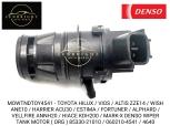MOWTNDTOY4541 - TOYOTA HILUX / VIOS / ALTIS ZZE14 / WISH ANE10 / HARRIER ACU30 / ESTIMA / FORTUNER / ALPHARD / VELLFIRE ANNH20 / HIACE KDH200 / MARK-X DENSO WIPER TANK MOTOR ( ORG ) 85330-21010 / 060210-4541 / 4640
