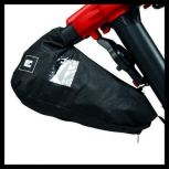 EINHELL CORDLESS LEAF VACUUM GE-CL 36/230 Li E -SOLO WITH TWO 18V 4AH BATTERY AND 1 CHARGER.