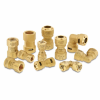 """ZoomLock Push Removable Couplings (1/2"""") ZoomLock PUSH-TO-CONNECT Removable Refrigerant Fittings"""