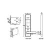 SGDL-809L St-Guchi Digital Lock