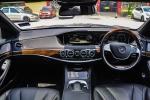 MERCEDES BENZ S400L HYBRID 3.5L V6 2014 S400L MERCEDES