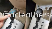 HYUNDAI AVANTE GEAR LOCK REPLACE SYNTHETIC LEATHER Car Gear Knock