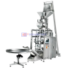 POUCH PACKAGING SYSTEM | VOLUMETRIC CUP FILLING POUCH PACKAGING MACHINE