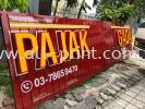 Pajak Gadai Sungai Way  - Eg Box Up Led Conceal Lettering  EG Box Up Led Conceal Lettering Signboard