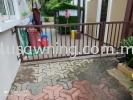 Fencing @Jalan BK 6b/9, Bandar Kinrara 6, Puchong, Selangor Fencing
